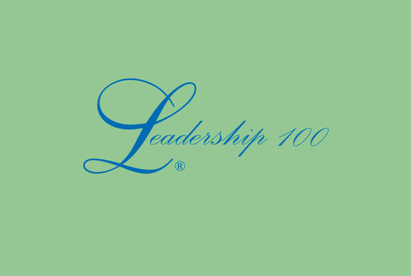 Leadership 100 - Logo