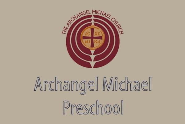 The Archangel Michael Preschool Program